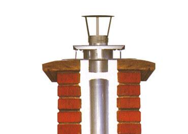 Gut bekannt Kaminsanierung und Kaminreparatur - AHRENS HN68